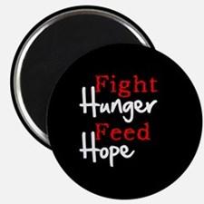 Fight Hunger, Feed Hope Magnet