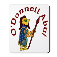 O'Donnell War Cry Mousepad