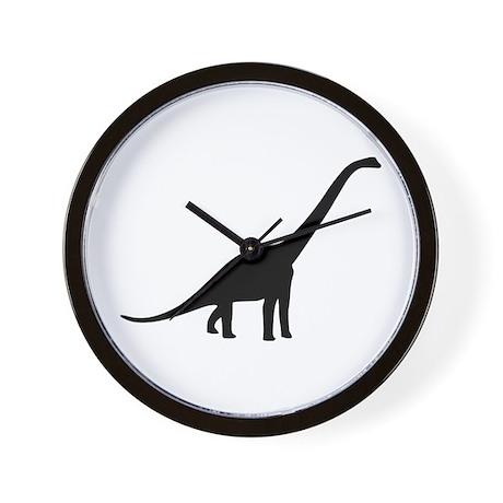 Dinosaur - Longneck Wall Clock