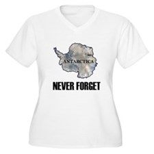 Never Forget Antarctica 1 T-Shirt