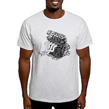 F4R Black T-Shirt