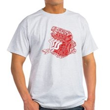 F4R Red T-Shirt