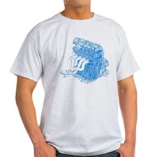 F4R Blue T-Shirt
