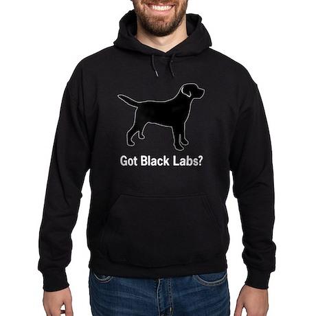 Got Black Labs II Hoodie (dark)