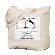 Funny Physical sports Tote Bag
