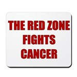 The Red Zone Mousepad