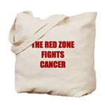 The Red Zone Tote Bag