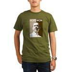 Hope Won Organic Men's T-Shirt (dark)