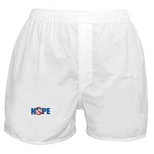 Funny Anti obama Boxer Shorts