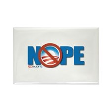 Cute Nobama Rectangle Magnet (100 pack)