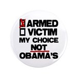 "My Choice 3.5"" Button (100 pack)"