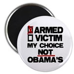 "My Choice 2.25"" Magnet (10 pack)"