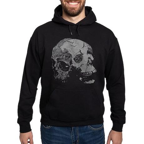 Skulls Double Time Hoodie (dark)