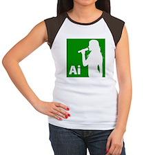 American Idol Girl Women's Cap Sleeve T-Shirt