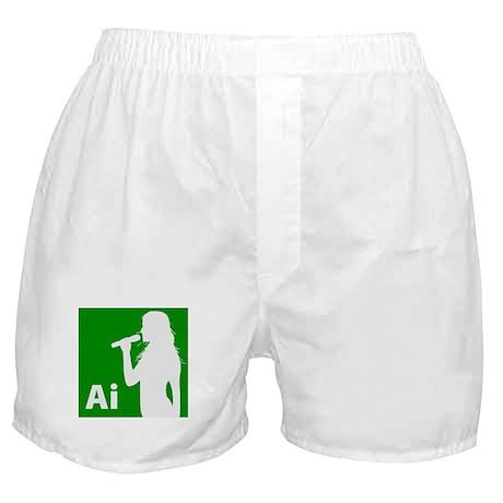 American Idol Girl Boxer Shorts