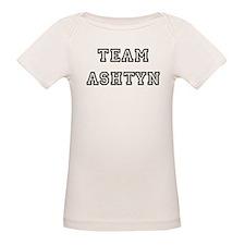 TEAM ASHTYN T-SHIRTS Tee
