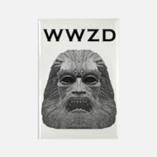 Zardoz Rectangle Magnet
