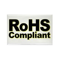 RoHS Compliant Rectangle Magnet
