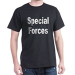 Special Forces Black T-Shirt
