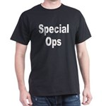 Special Ops Black T-Shirt