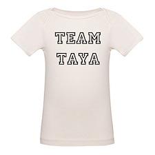 TEAM TAYA T-SHIRTS Tee