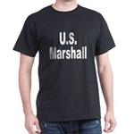 U.S. Marshall Black T-Shirt