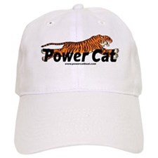 Power Cat Logo Baseball Cap