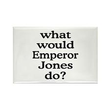 Emperor Jones Rectangle Magnet