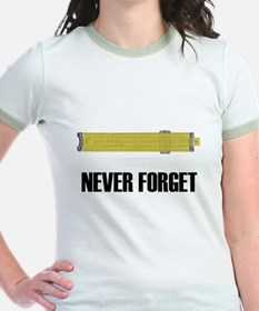 Never Forget Slide Rules 2 T