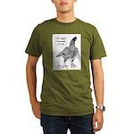 Ye Olde Cornish Cock Organic Men's T-Shirt (dark)