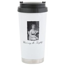 Where's My Mr. Darcy? Travel Mug