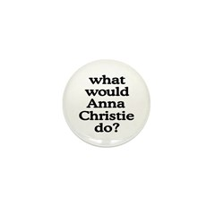 Anna Christie Mini Button (10 pack)