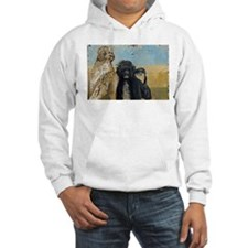 Unique Portuguese water dog Hoodie