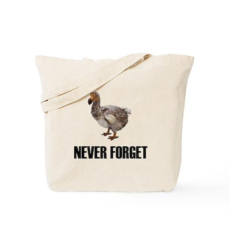 Never Forget Dodo Birds Tote Bag