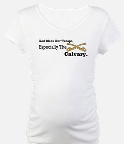 God bless our troops: calvary Shirt