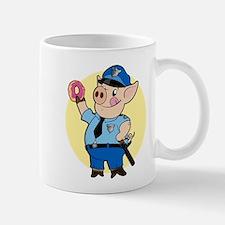 Cop Chops Mug
