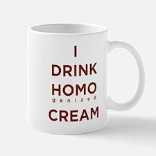 Homogenized Cream Mug