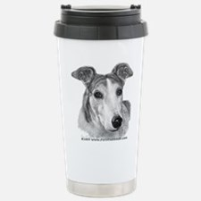 Zoie, Greyhound Travel Mug