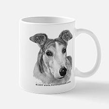 Zoie, Greyhound Mug