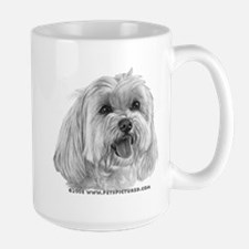 Sadie, Maltese Ceramic Mugs