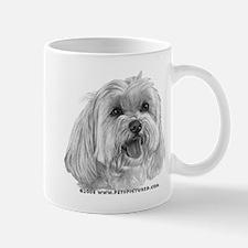 Sadie, Maltese Mug