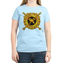 Firefighter Women's Light T-Shirt