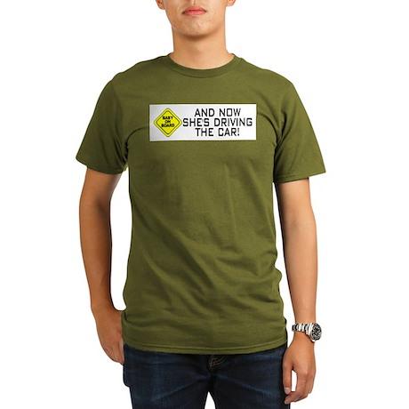 16th Birthday Organic Men's T-Shirt (dark)