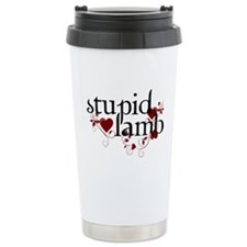Cute Lamb Travel Mug