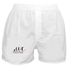 Soccer Evolution Boxer Shorts