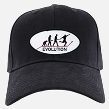 Soccer Evolution Baseball Hat