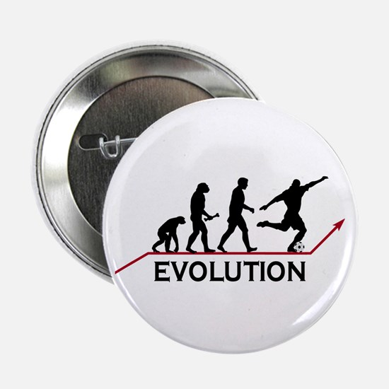 "Soccer Evolution 2.25"" Button"
