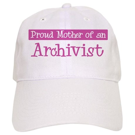 Proud Mother of Archivist Cap