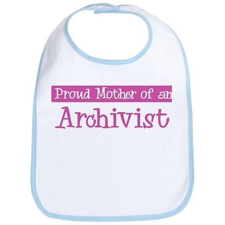 Proud Mother of Archivist Bib