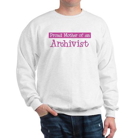 Proud Mother of Archivist Sweatshirt